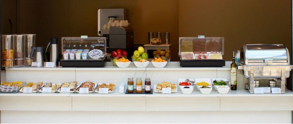 Best Western Hotel Anthurium - Salle de petit déjeuner