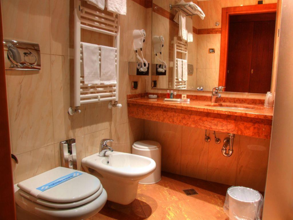 Best Western Hotel Anthurium - Salle de bains