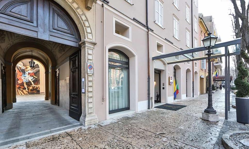 Best Western Premier Milano Palace Hotel - Area esterna