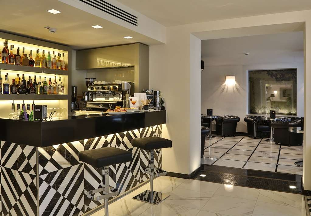 Best Western Premier Milano Palace Hotel - Bar / Lounge