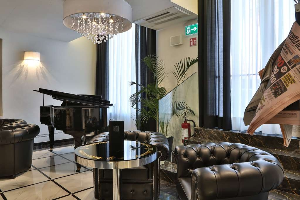 Best Western Premier Milano Palace Hotel - Hall