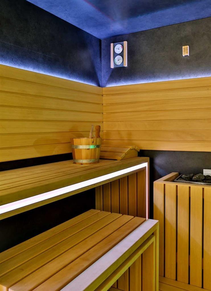 Best Western Premier Milano Palace Hotel - Sauna