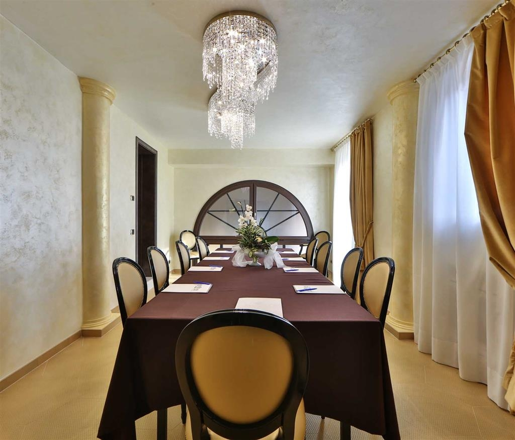 Best Western Premier Milano Palace Hotel - Meeting Room