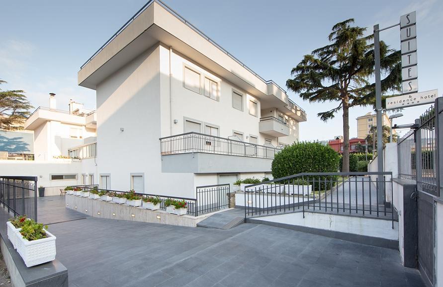 Best Western Suites & Residence Hotel - Area esterna