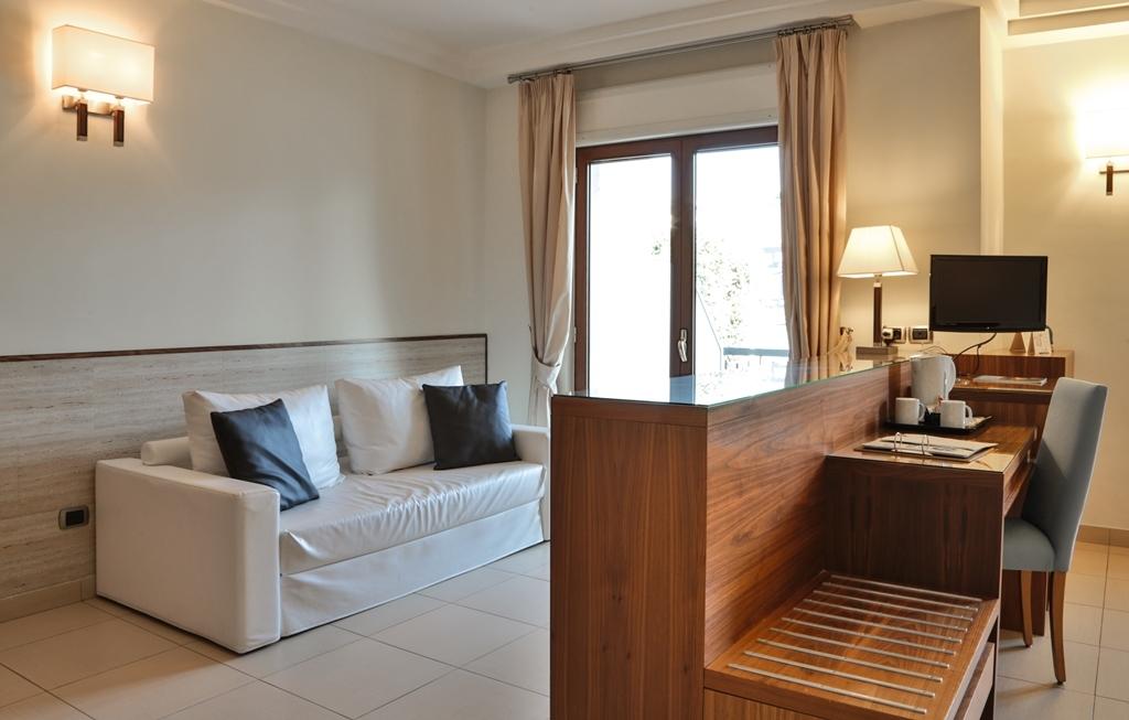Best Western Suites & Residence Hotel - Badezimmer