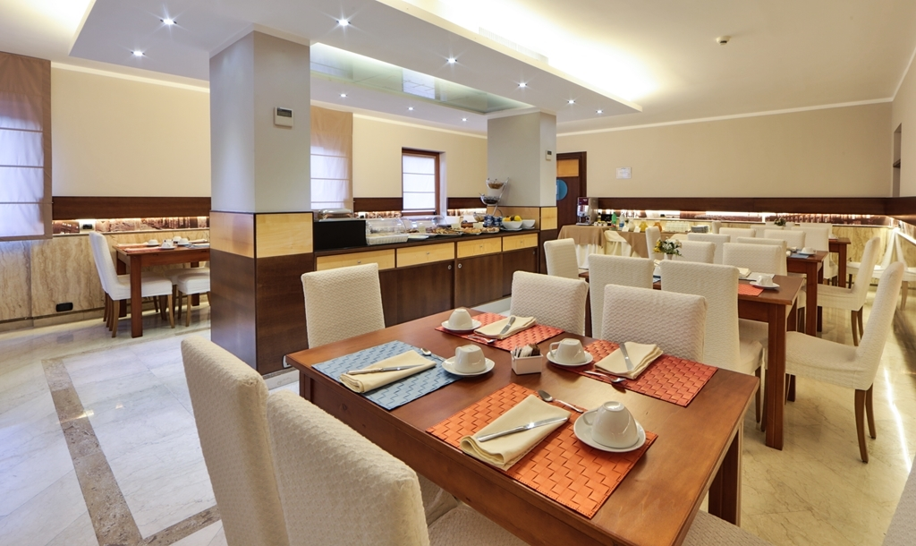 Best Western Suites & Residence Hotel - Restaurant / Gastronomie