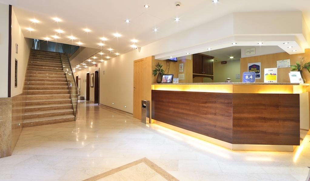 Best Western Suites & Residence Hotel - Lobbyansicht