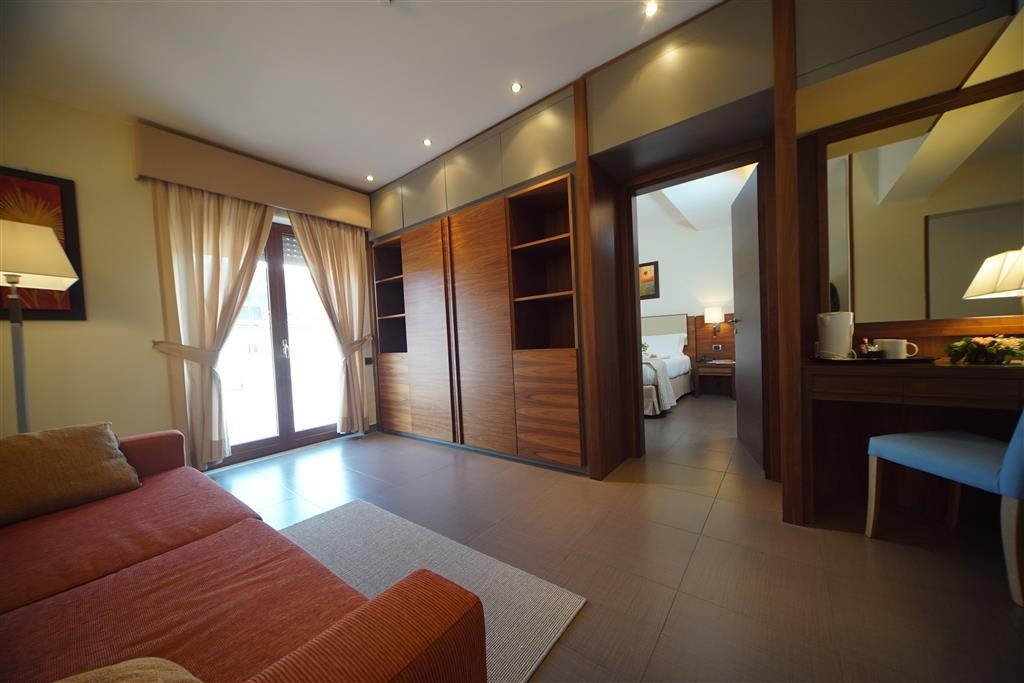Best Western Suites & Residence Hotel - Chambre