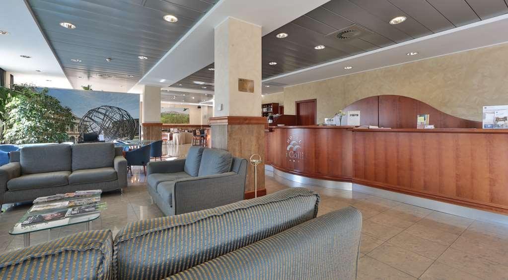 Best Western Hotel I Colli - Reception