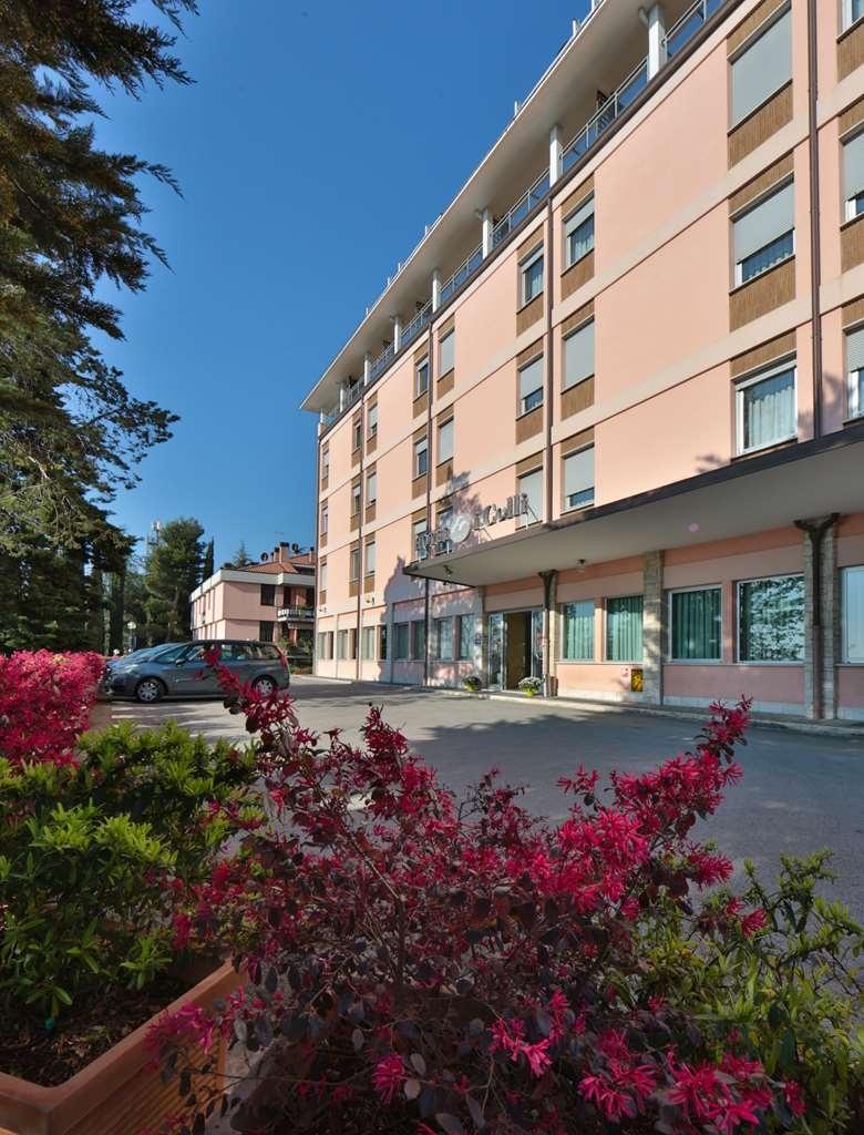 Best Western Hotel I Colli - Facciata dell'albergo
