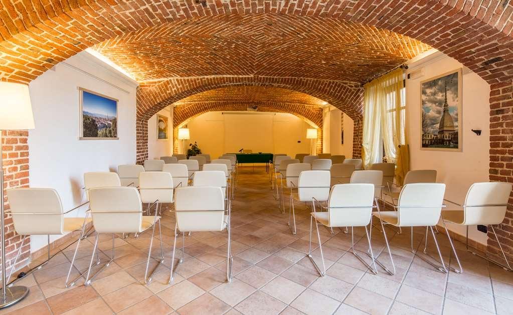Best Western Plus Hotel Le Rondini - Sala de reuniones