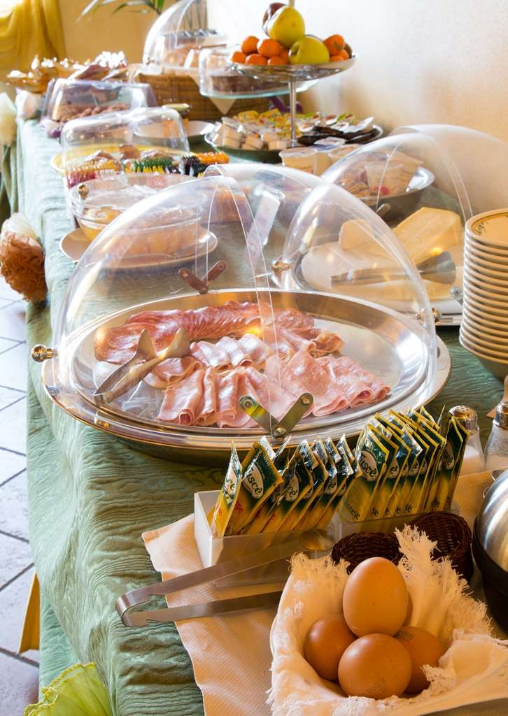 Best Western Plus Hotel Le Rondini - Desayuno Buffet