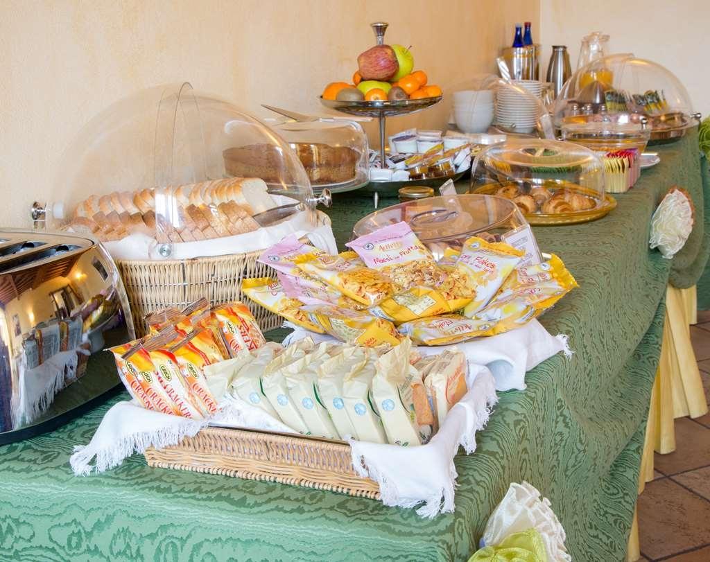 Best Western Plus Hotel Le Rondini - Frühstücksbuffet