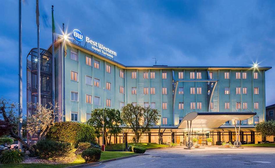 Best Western Hotel Turismo - Vista exterior