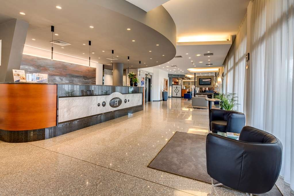Best Western Hotel Turismo - Reception