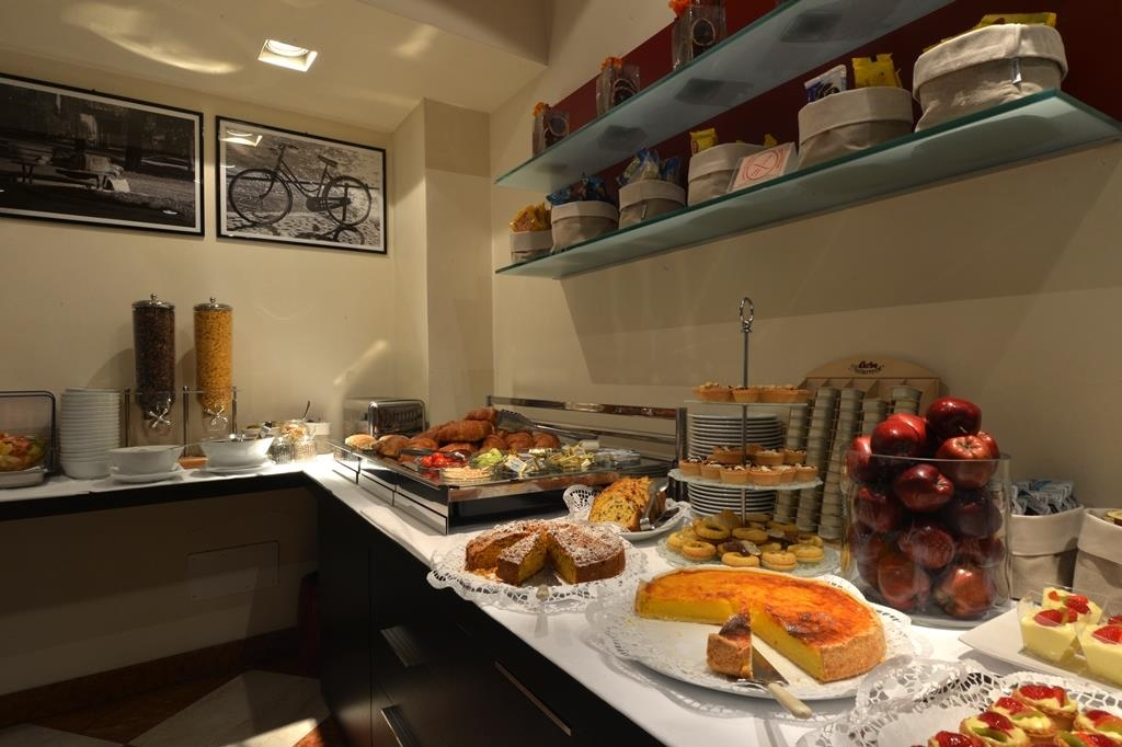 Best Western Hotel Armando - Breakfast Buffet