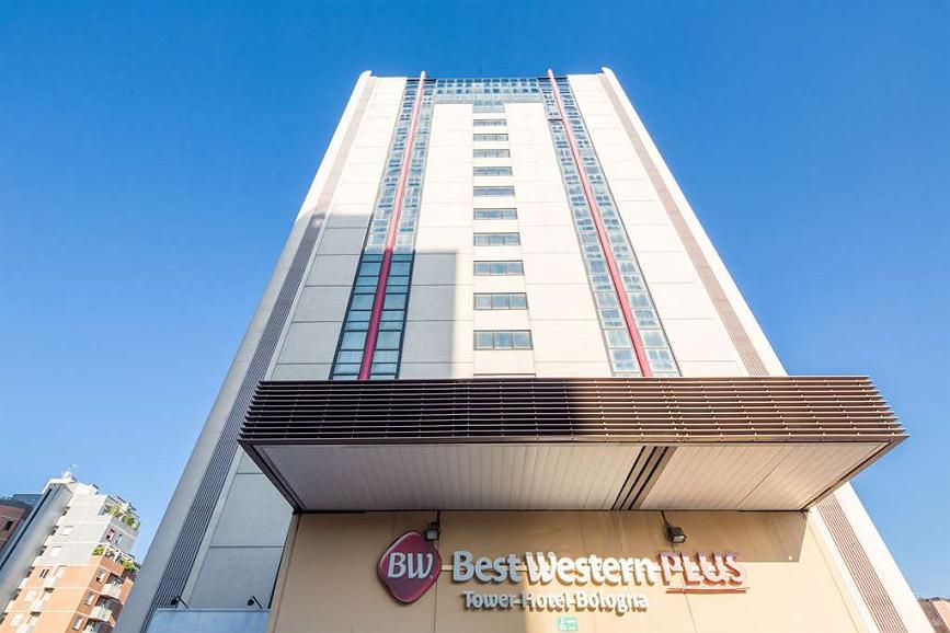 Best Western Plus Tower Hotel Bologna - Vista exterior