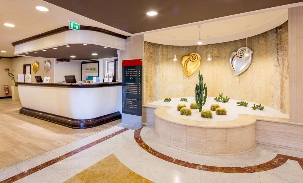 Best Western Plus Tower Hotel Bologna - Vue du lobby