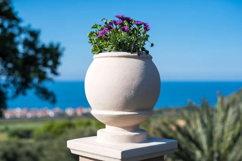 Best Western Plus Hotel Terre di Eolo - Roof Garden Detail