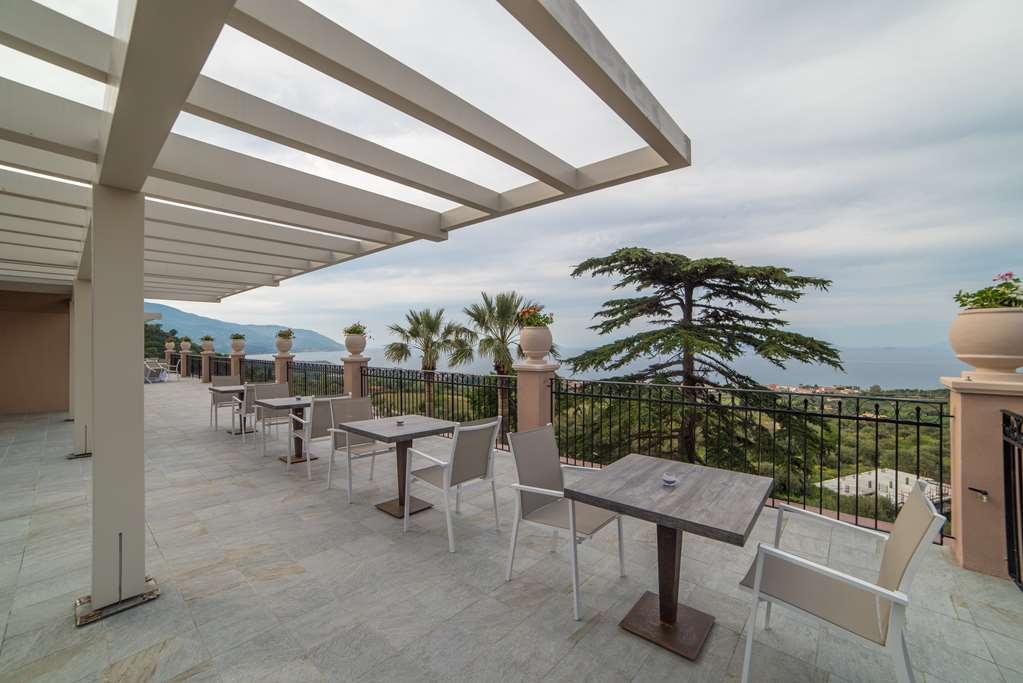 Best Western Plus Hotel Terre di Eolo - Roof Garden