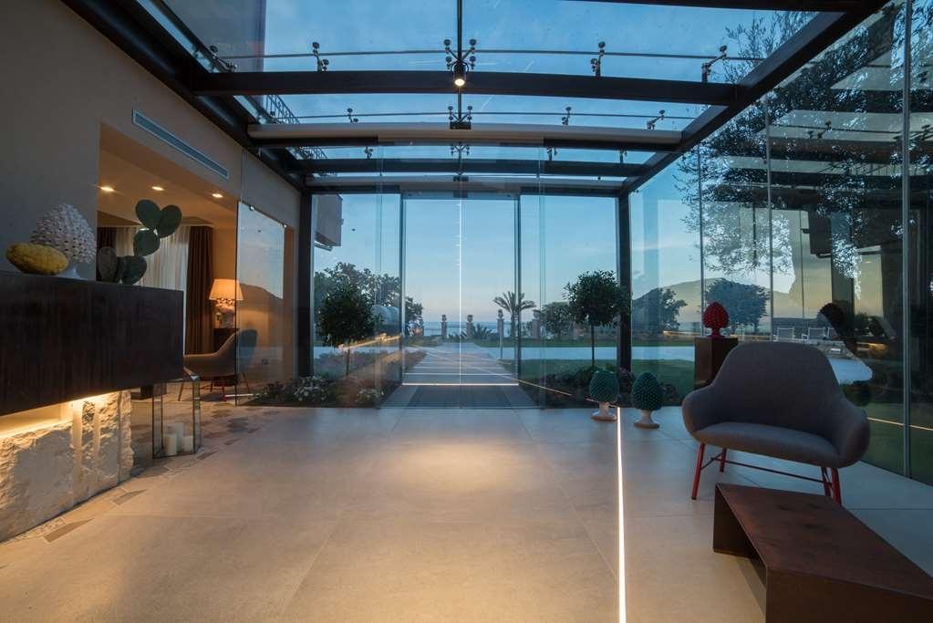 Best Western Plus Hotel Terre di Eolo - Atrium