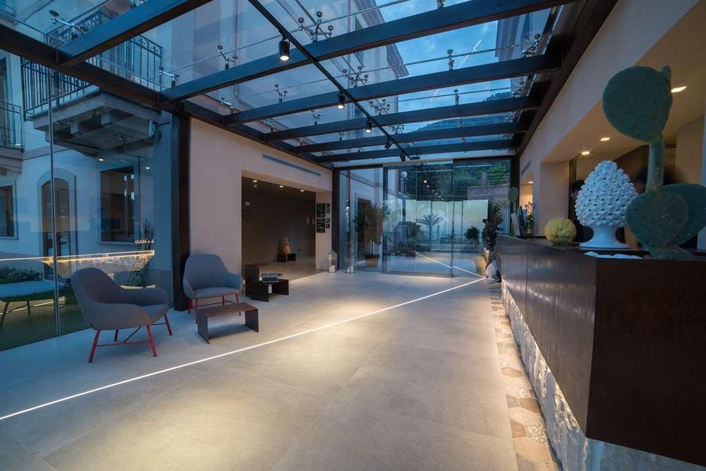 Best Western Plus Hotel Terre di Eolo - Lobby
