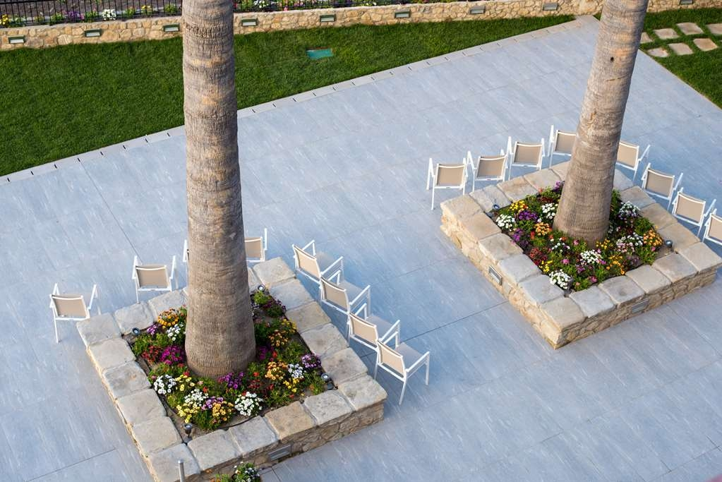 Best Western Plus Hotel Terre di Eolo - Garden