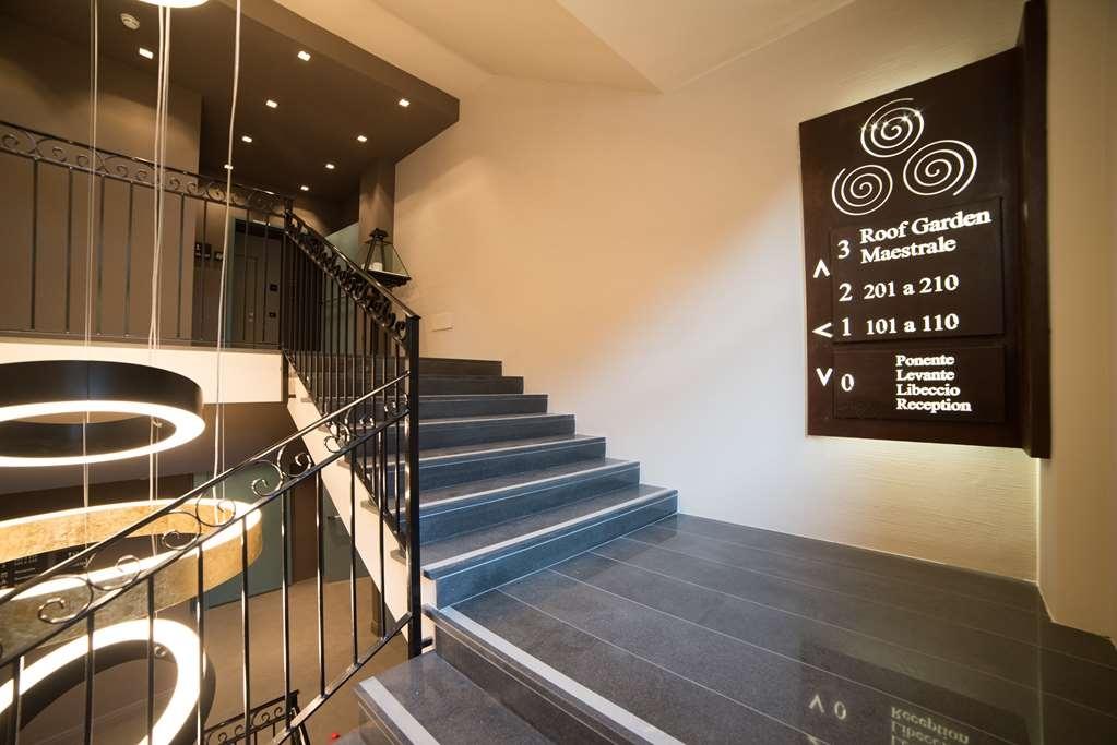 Best Western Plus Hotel Terre di Eolo - Interior Corridor