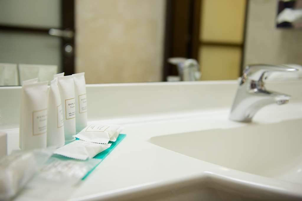 Best Western Crystal Palace Hotel - Family BathRoom Courtesy Kit BEST WESTERN CRYSTAL PALACE HOTEL TORINO