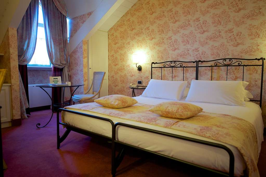 Best Western Crystal Palace Hotel - Deluxe Room BEST WESTERN CRYSTAL PALACE HOTEL TORINO