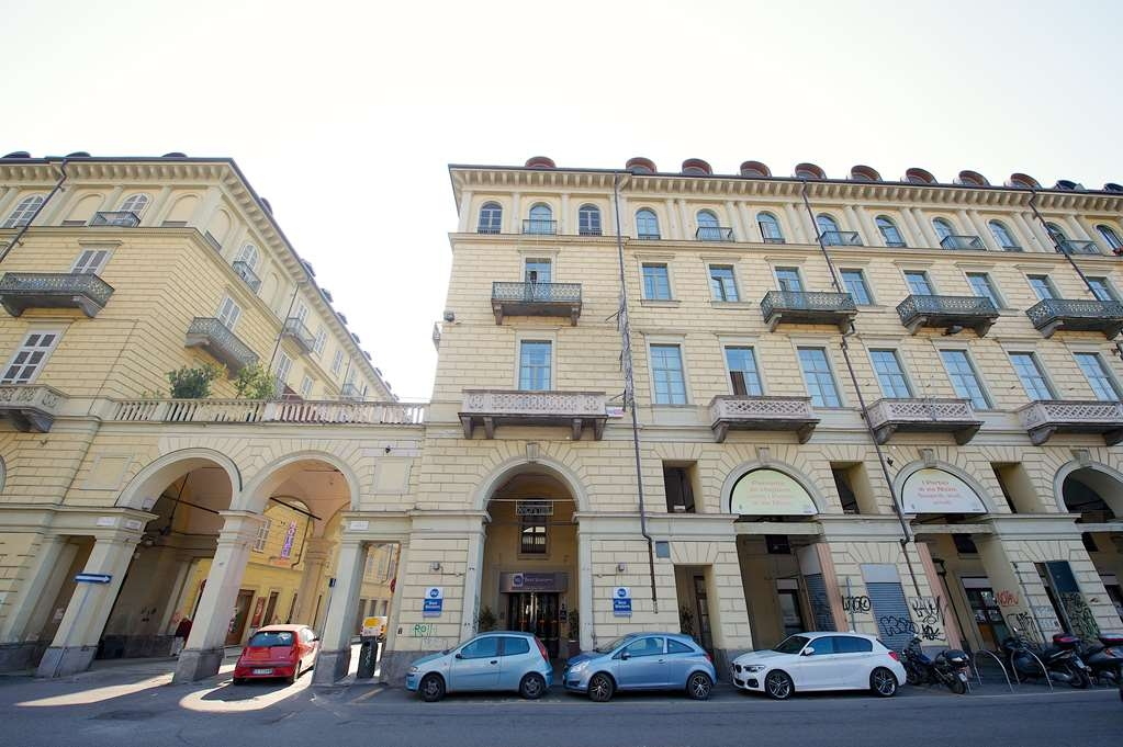 Best Western Crystal Palace Hotel - External View BEST WESTERN CRYSTAL PALACE HOTEL TORINO