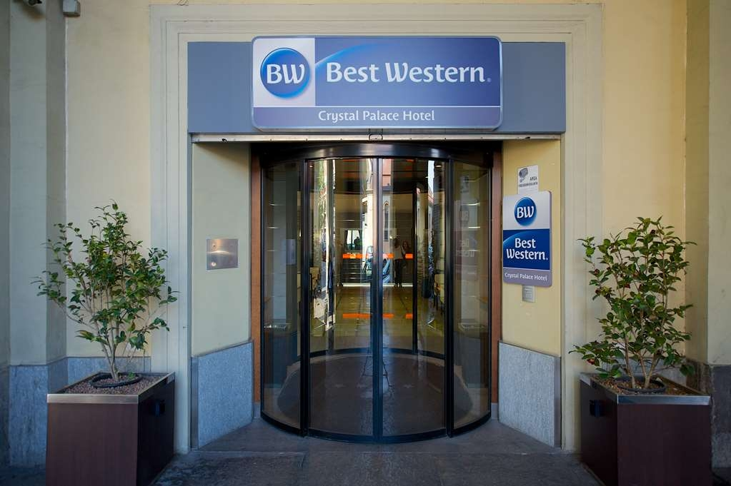 Best Western Crystal Palace Hotel - External view BEST WESTERN CRYSTAL PALACE TORINO
