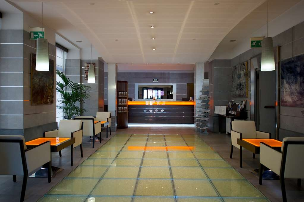 Best Western Crystal Palace Hotel - Hall BEST WESTERN CTYSTAL PALACE TORINO