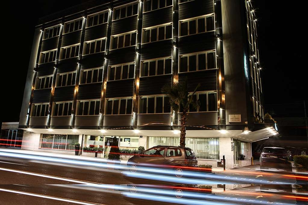 Best Western JFK Hotel - Vista Exterior
