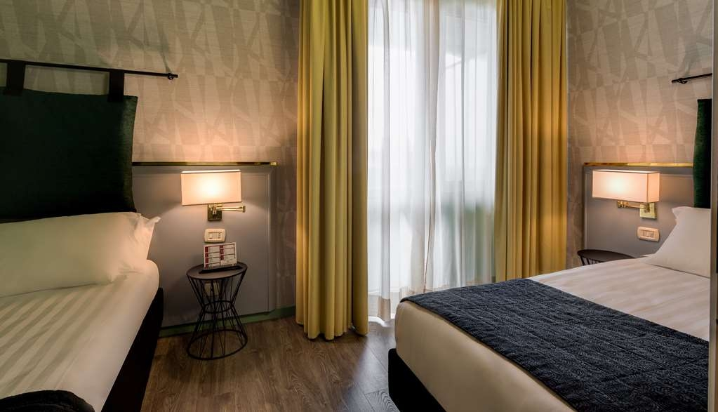 Best Western Plus CHC Florence - Habitaciones/Alojamientos