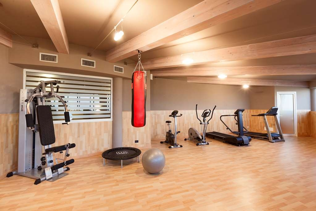 Best Western Albavilla Hotel & Co. - Exercise Room