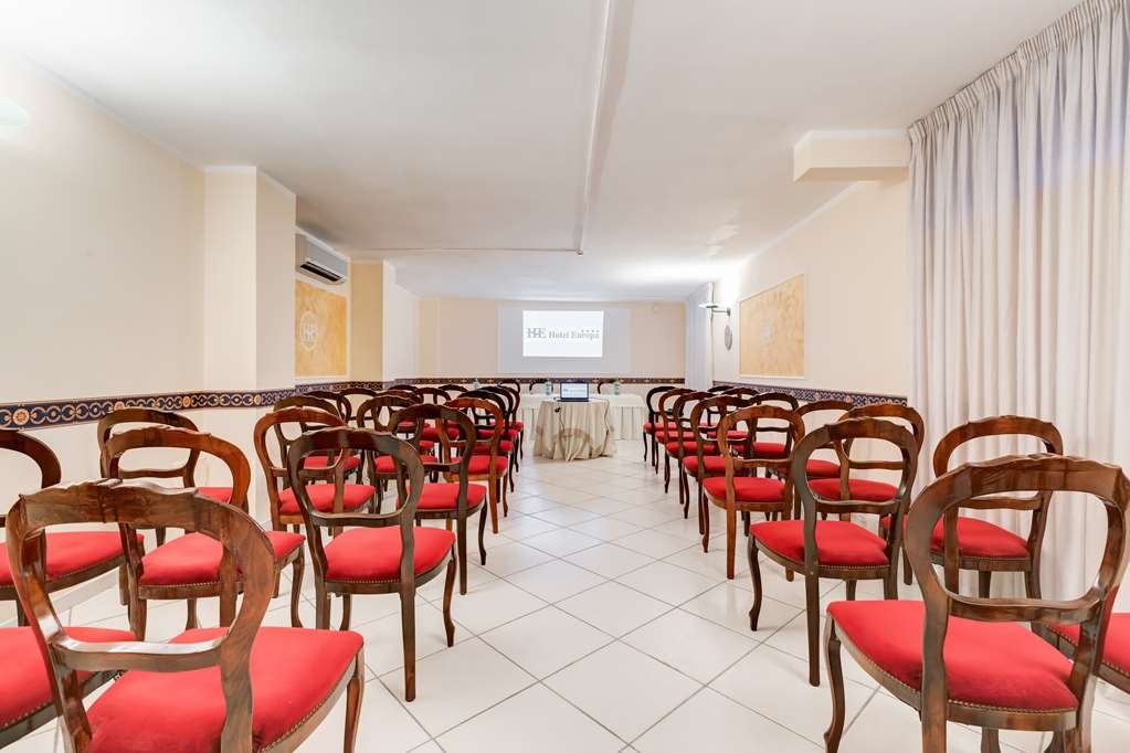 Europa Stabia Hotel, Sure Hotel Collection by Best Western - Sala de reuniones