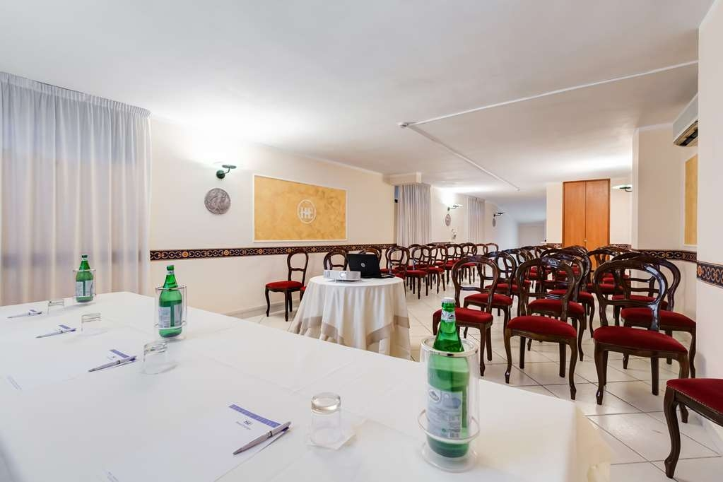 Europa Stabia Hotel, Sure Hotel Collection by Best Western - sala de conferencias