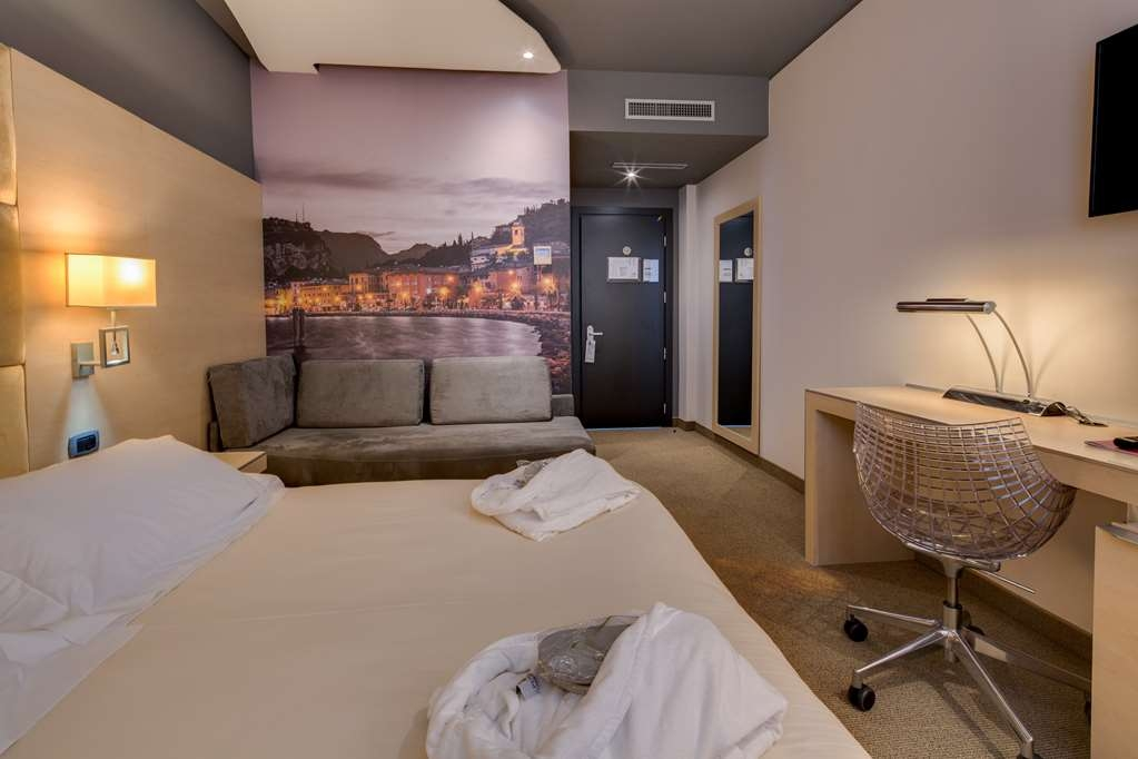 Best Western Plus Hotel Expo - Chambres / Logements