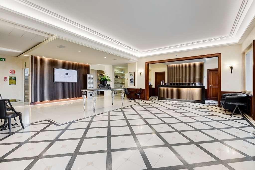 Best Western Villa Maria Hotel - Vue du lobby