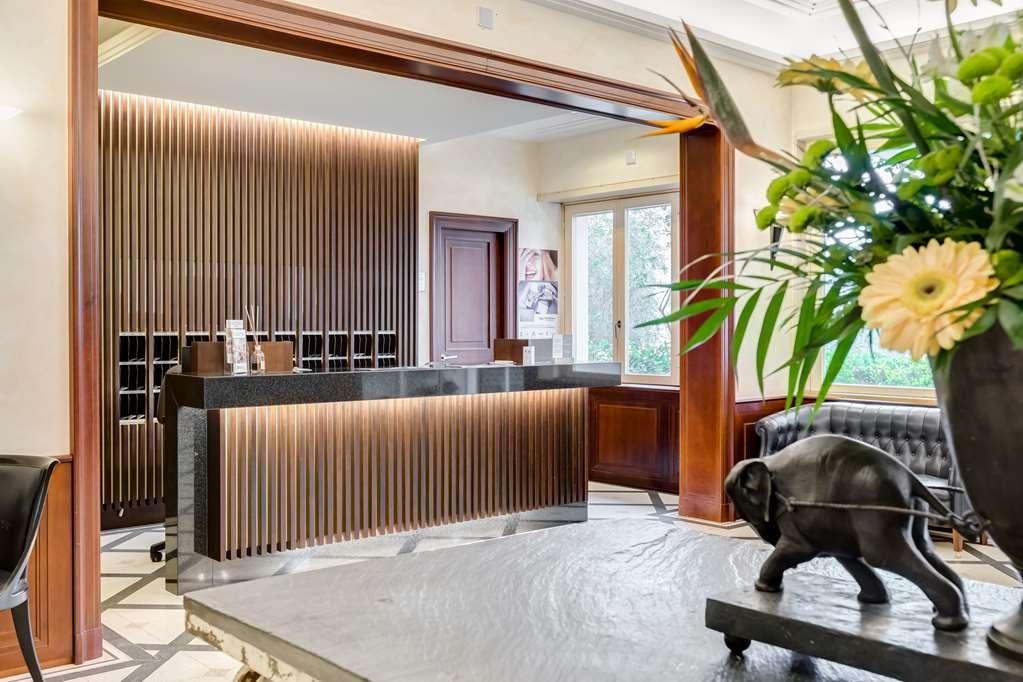 Best Western Villa Maria Hotel - Réception