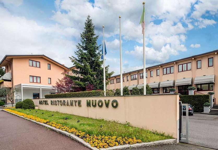 Best Western Hotel Nuovo - Area esterna