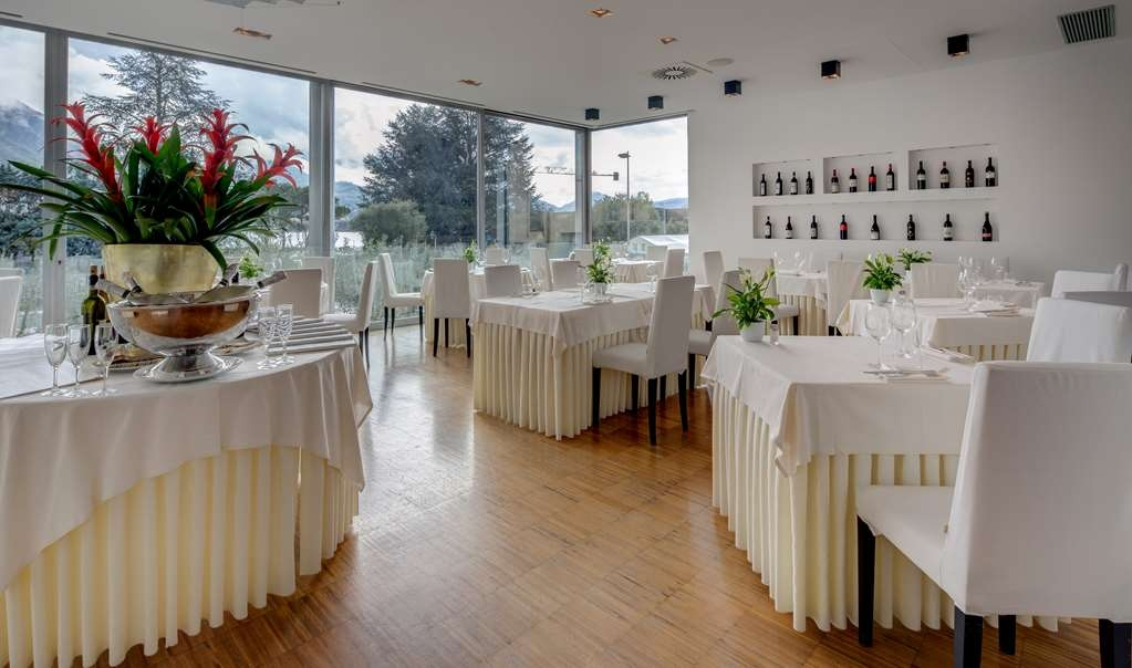 Best Western Hotel Nuovo - Restaurant / Gastronomie