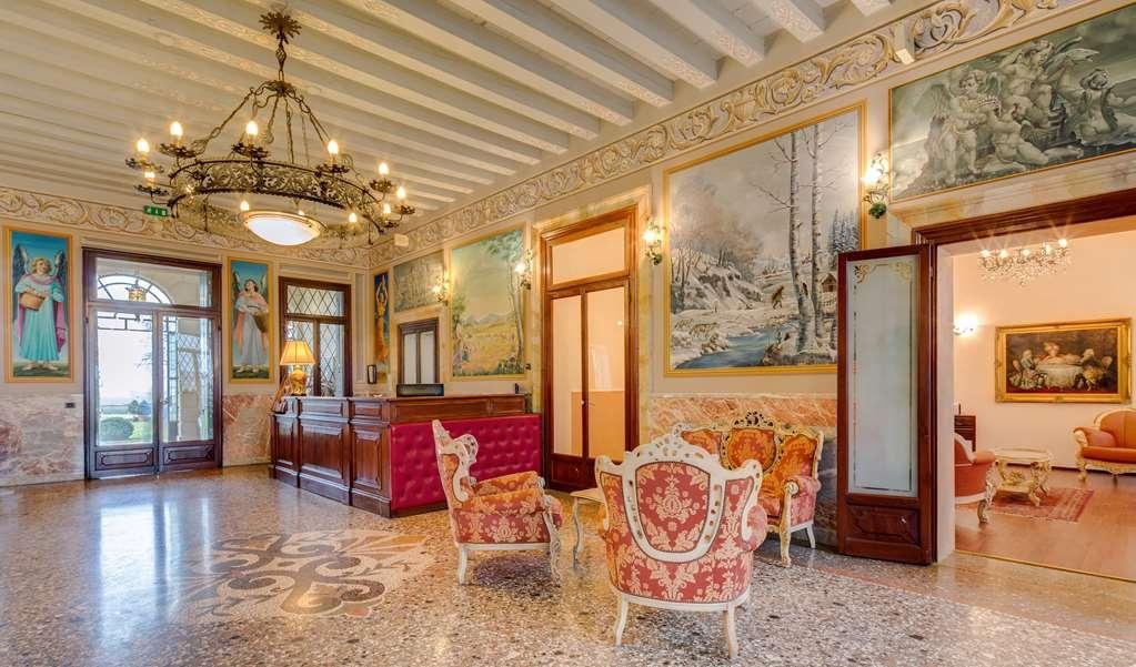 Best Western Plus Hotel Villa Tacchi - recepción