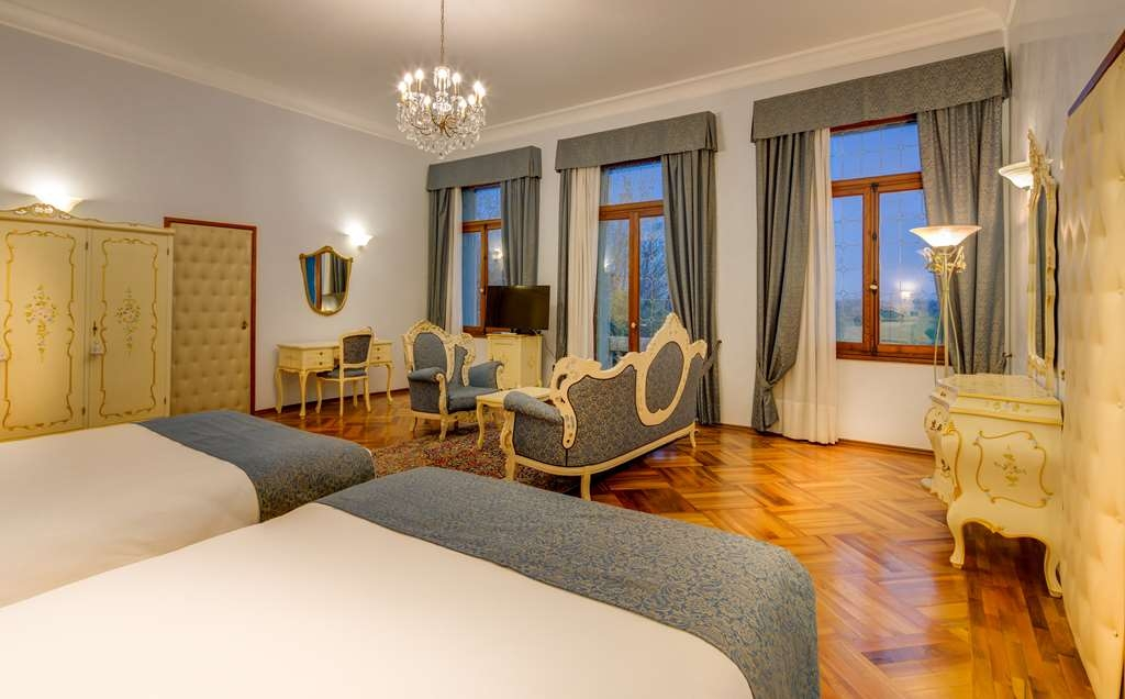 Best Western Plus Hotel Villa Tacchi - Suite