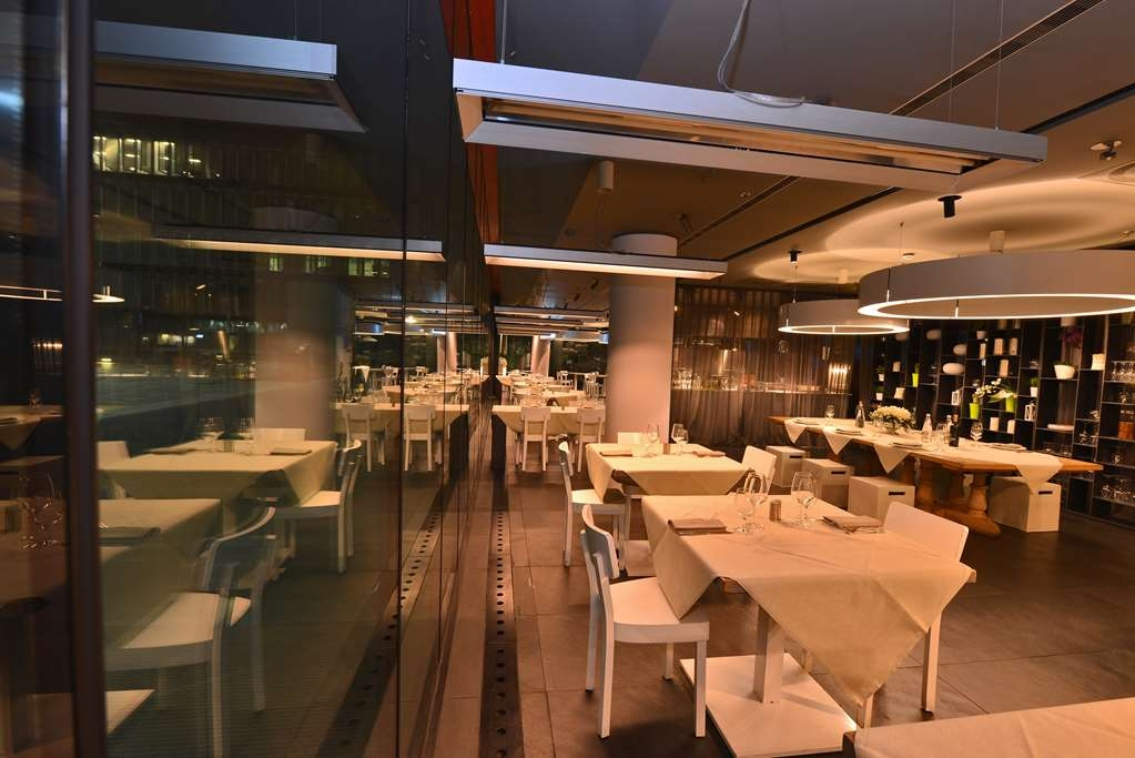 Best Western Plus Net Tower Hotel Padova - Restaurante/Comedor