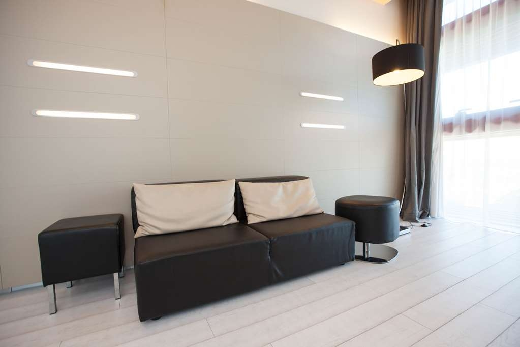 Best Western Plus Net Tower Hotel Padova - Suite