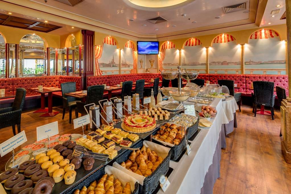 Best Western Hotel Tritone - Ristorante / Strutture gastronomiche