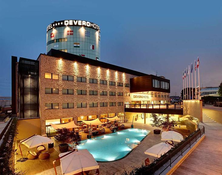 Devero Hotel & Spa, BW Signature Collection - Außenansicht