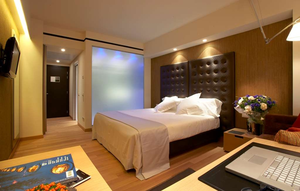 Devero Hotel & Spa, BW Signature Collection - Business Room with Shower Glass